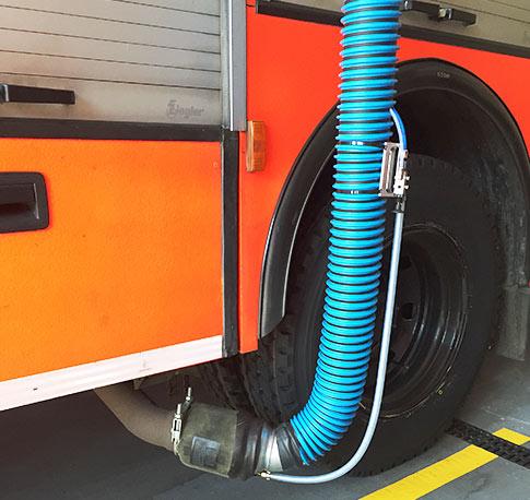 Dieselmotoremissionen