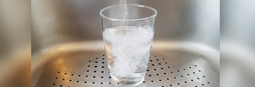 Tafelwasserschankanlagen (mit einem festen Anschluss an die Trinkwasserversorgung)